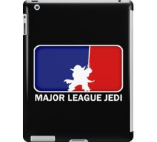 Major League Jedi iPad Case/Skin