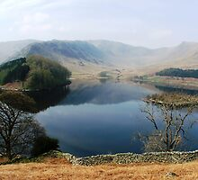 Haweswater Cumbria by Andrew Wightman
