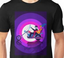 Psychedelic Mid-Life Crisis  Unisex T-Shirt