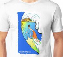 Barrel Surfer T-Shirt Unisex T-Shirt
