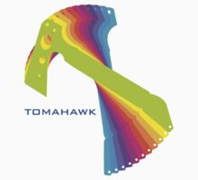 Flying tomahawk by boozter