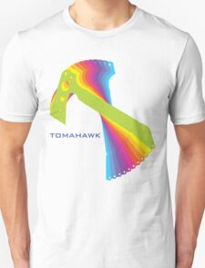 Flying tomahawk T-Shirt
