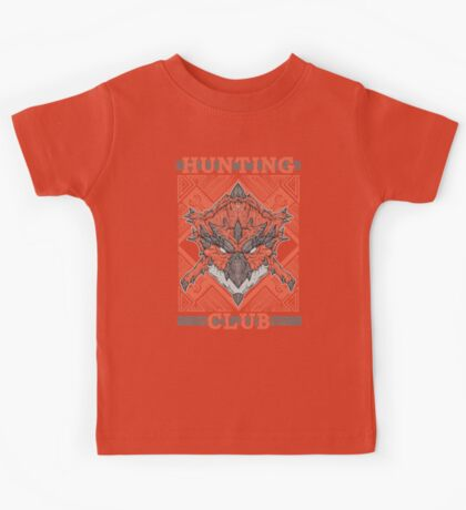 Hunting Club: Rathalos Kids Tee
