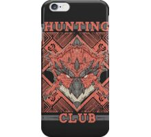 Hunting Club: Rathalos iPhone Case/Skin