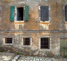 Seven Windows and a Door by geoff curtis