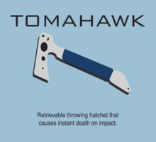 Tomahawk description by boozter