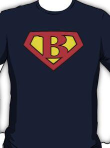 Classic B Diamond Graphic T-Shirt
