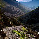 Lake District Sunrise by David Lewins