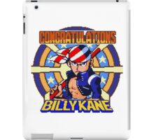 Billy Kane (C) iPad Case/Skin