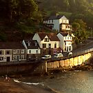 By The Sea (Combe Martin) by Andrew  Bailey