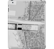 a vision of the city iPad Case/Skin