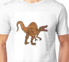 spinosaurus dinosaur shirt Unisex T-Shirt
