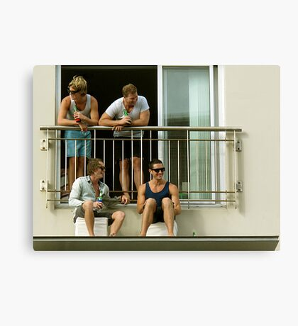 Beer Buds Canvas Print