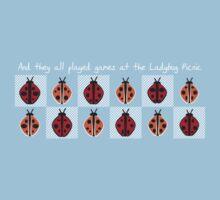 Ladybug Picnic Kids Clothes
