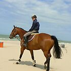 on ride by north sea by LisaBeth