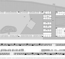 ground and facades by architectureIT