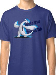 Lugia use Dragon Tail Classic T-Shirt