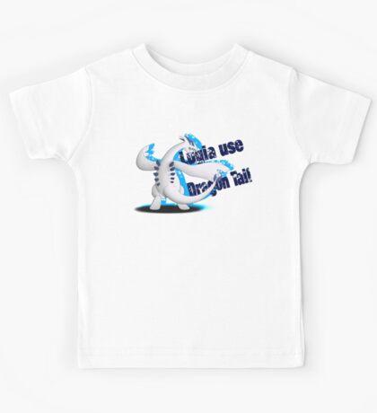 Lugia use Dragon Tail Kids Tee