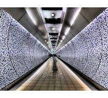 The Tube Photographic Print