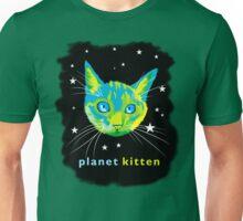Planet Kitten Unisex T-Shirt