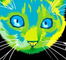 Planet Kitten Sticker