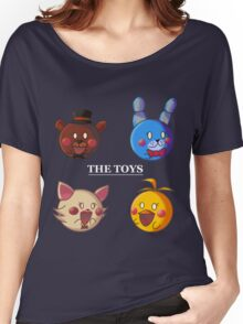 The Toys Women's Relaxed Fit T-Shirt