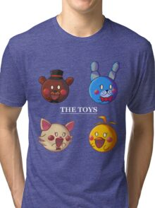 The Toys Tri-blend T-Shirt