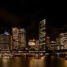 Sydney Skyline by Andrew Walker