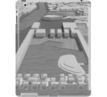 fly on the city iPad Case/Skin
