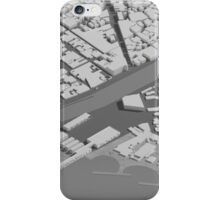 isometric view iPhone Case/Skin