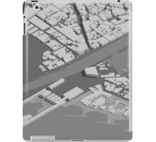 isometric view iPad Case/Skin