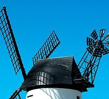 Windmill Detail by Jenny1611