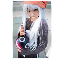 soul eater cute asian cosplayer Poster