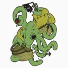 Arrgghhhhh-topus by mikmcdade