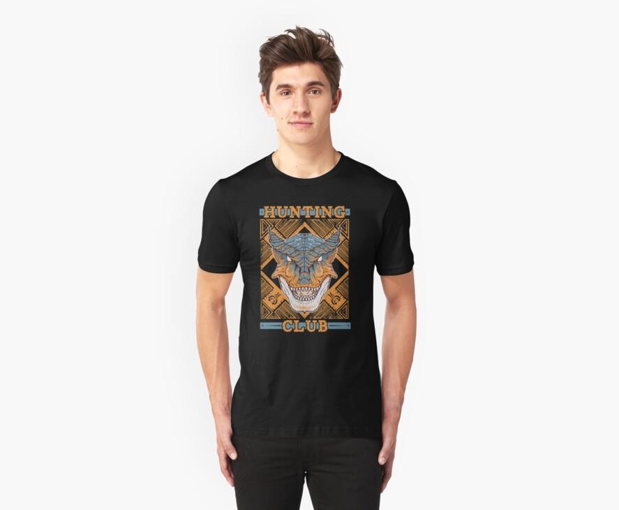Hunting Club: Tigrex by MeleeNinja