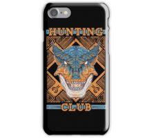Hunting Club: Tigrex iPhone Case/Skin