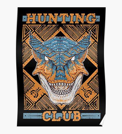 Hunting Club: Tigrex Poster