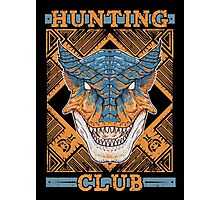 Hunting Club: Tigrex Photographic Print
