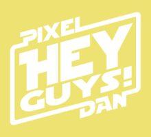 """Hey Guys!"" Logo Kids Clothes"