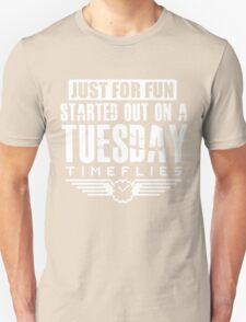 Timeflies- Just For Fun T-Shirt