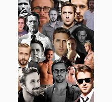 Ryan Gosling Collage Unisex T-Shirt