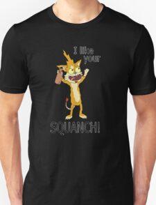 Squanchy Unisex T-Shirt