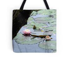 Bush Lily Tote Bag