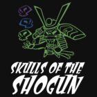 Skulls of the Shogun New Skool by HauntedTemple