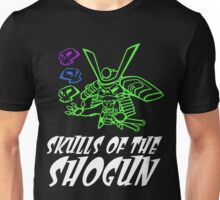 Skulls of the Shogun New Skool Unisex T-Shirt