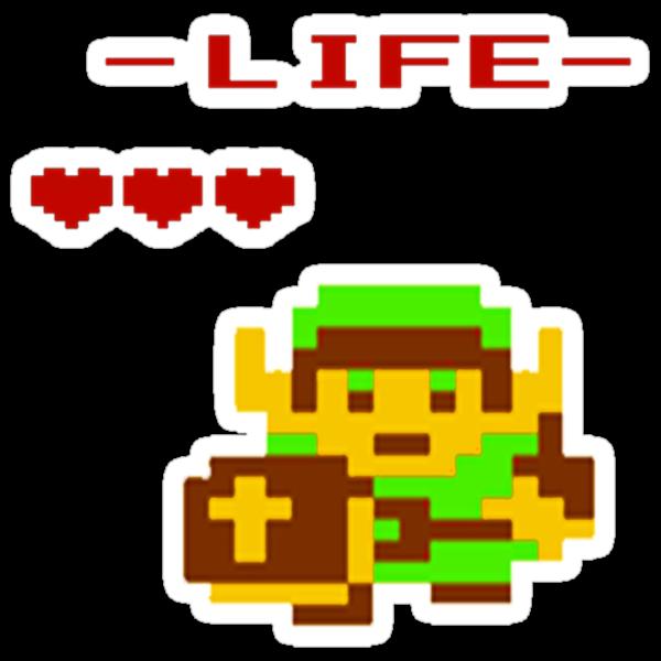 Link Life by stixcreatur
