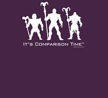 """It's Comparison Time"" - Skullface Unisex T-Shirt"