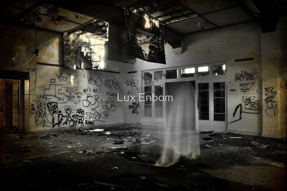 Apparition by Steph Enbom