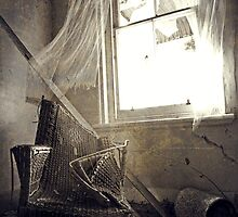 Nana's chair by Steph Enbom