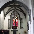 One of the Alters,Holy Cross Abbey,Co.Tipperary,Ireland. by Pat Duggan